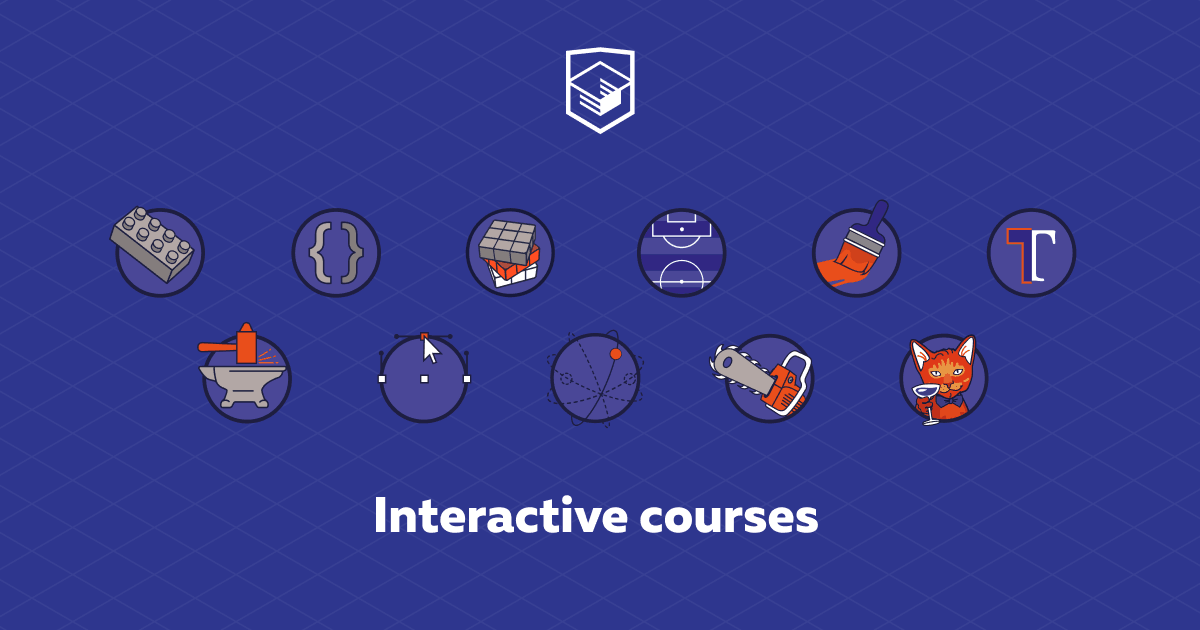 Interactive online courses HTML Academy